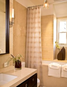 Interior Desing NYC - Pratt Bathroom